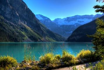 鸟瞰落基山风景 ( 西雅图或温哥华接机,温哥华结束 )