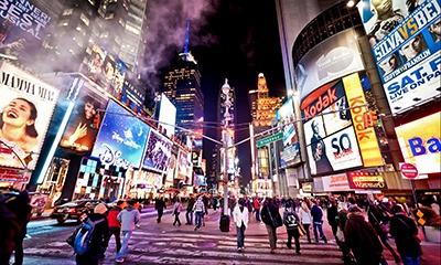 紐約市區游覽