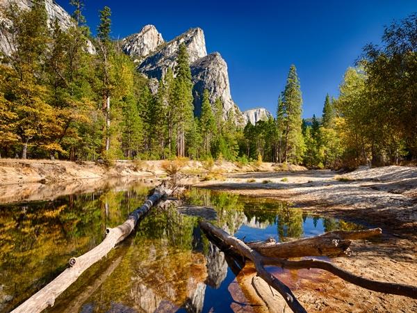 優勝美地國家公園-洛杉磯